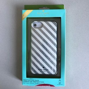 NWT Kate Spade iPhone Case 6 6s 7